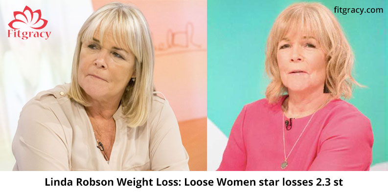 Linda Robson Weight Loss Loose Women star losses 2.3 stone